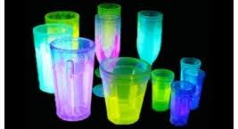 bicchieri fluorescenti prodotti starlight braccialettistarlightfluo