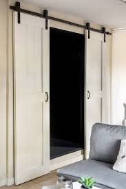 Sliding Barn Door For Closet Closet Barn Door Ideas Roselawnlutheran