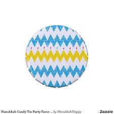 hanukkah candy hanukkah candy tin party favor chevron menorah 2 hanukkah happy