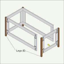 Build A Toy Chest Kit by Build A Deck Box