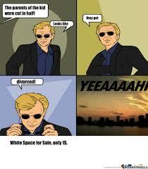 Csi Glasses Meme - csi miami by bumpf333 meme center
