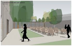 barnes foundation to begin construction on new garden pavilion