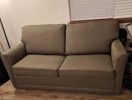 La Z Boy Sleeper Sofa La Z Boy Sleeper Sofa Furniture In Centralia Wa Offerup