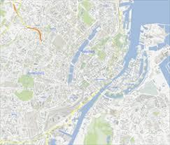 map of copenhagen scalablemaps vector maps of copenhagen for illustrator