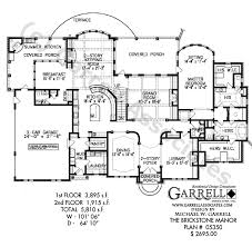 luxury master suite floor plans brickstone manor house plan estate size house plans