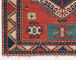 Rugs Savannah Ga Vintage Caucasian Fachralo Kazak Rug For Sale At 1stdibs