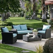 Patio Furniture Woodland Hills Furniture Fascinating Patio Conversation Set With Landscaping For