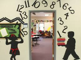 Math Decorations For Classroom 8 Math Middle Door Decorating Ideas 25 Best Ideas About