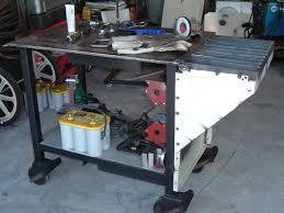 welding table how thick top pirate4x4 com 4x4 and off road