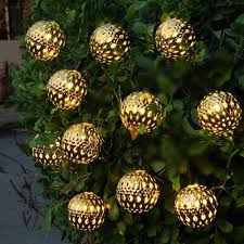 Led Solar Outdoor Tree Lights by Online Get Cheap Metal Outdoor Lighting Aliexpress Com Alibaba