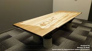 Hammer Town by Conference Room Table Design And Handcrafting Gallery