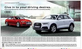 audi ads audi give in to your driving desires drive home the audi q3 audi