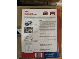 audi a4 b6 b7 bentley service manual panjo