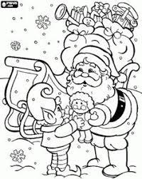 print coloring image disney christmas and dolls