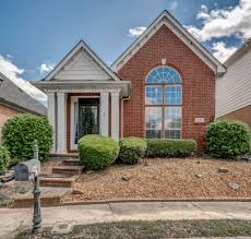 1 Story Homes Single Story Homes For Sale Collierville Single Story Properties