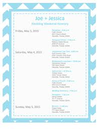 destination wedding itinerary template wedding itinerary template free edit create fill and