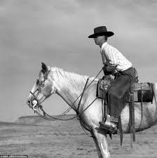 the last cowboys stunning black and white images show a rugged