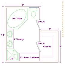 bathroom floor plans ideas bath planning design ideas with 9x14 free bath designs