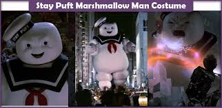 Stay Puft Marshmallow Man Costume Stay Puft Marshmallow Man Costume A Diy Guide Cosplay Savvy