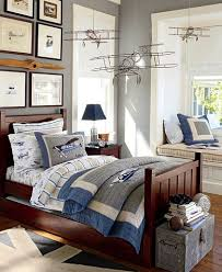 gray and navy bedroom delorme designs pottery barn kids fall