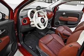 Fiat 500 Interior 2013 Fiat 500 Turbo Test Drive Nikjmiles Com