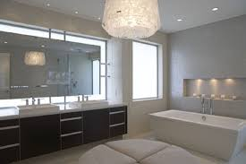 Frameless Bathroom Mirrors White Marble Countertops Polished Nickel Faucet Bathroom Mirror