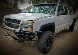 chevy prerunner truck 2003 2006 chevy silverado prerunner style truck front bumper w