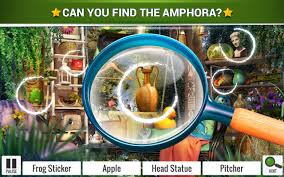 hidden objects garden u2013 mystery games android apps on google play