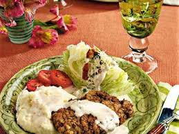 iceberg lettuce wedges with blue cheese dressing recipe myrecipes