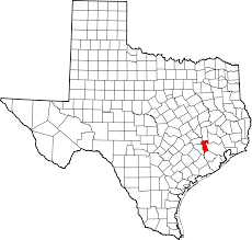 Texas Map Images File Map Of Texas Highlighting Waller County Svg Wikimedia Commons
