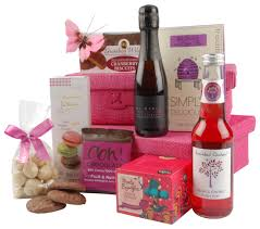 mothers day hampers blossoming gifts hampers