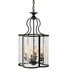 currey u0026 company 9469 rupert 4 light pendant with old