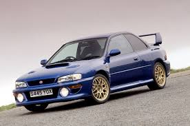 subaru bugeye jdm our 5 favorite subaru wrx sti models automobile magazine