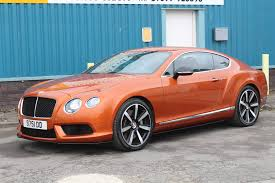 bentley continental mulliner used bentley continental gt v8 s mulliner drivers pack 4 0 v8 twin