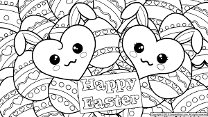 kawaii coloring pages bestofcoloring