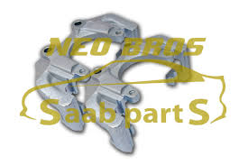 vauxhall vectra b 95 02 pair front 308mm brake caliper carriers
