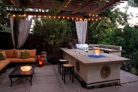 Tropical Outdoor Kitchen Designs Garden Design Garden Design With Backyard Kitchen Design Outdoor