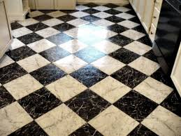 our tips on how to decorate with vinyl checkered flooring our