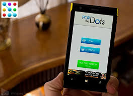 connecting the dots with the windows phone puzzle game pop the