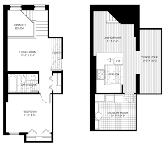 floor plans of trinity row in philadelphia pa