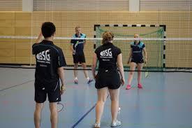 Bezirksliga Baden Baden Tb Sinzheim Badminton