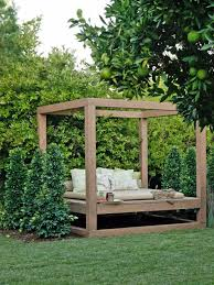 furniture deck with outdoor bed designs canopy canopies ideas best