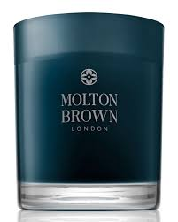 molton brown russian leather single wick candle 6 3 oz 179 g