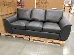 Leather Sofa Set Costco by Cheers Clayton Motion Leather Sofa