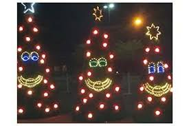 singing christmas tree animated lighting products just add power