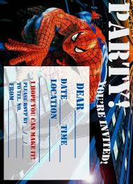 spiderman birthday coloring page free printable spiderman party invitations on www thepartywebsite