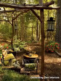outdoor living spaces just around the corner rustic outdoor living