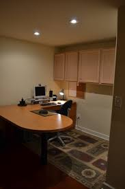 Basement Office Remodel by Basements U2014 Pino U0026 Sons Remodeling