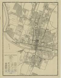 Lubbock Texas Map City Of Austin Major Arterials