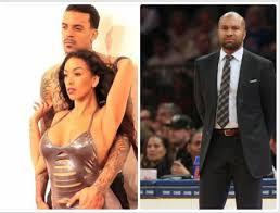 Basketball Wives Matt Barnes Matt Barnes Tried To Beat Knicks Coach Derek Fisher Up Over Gloria